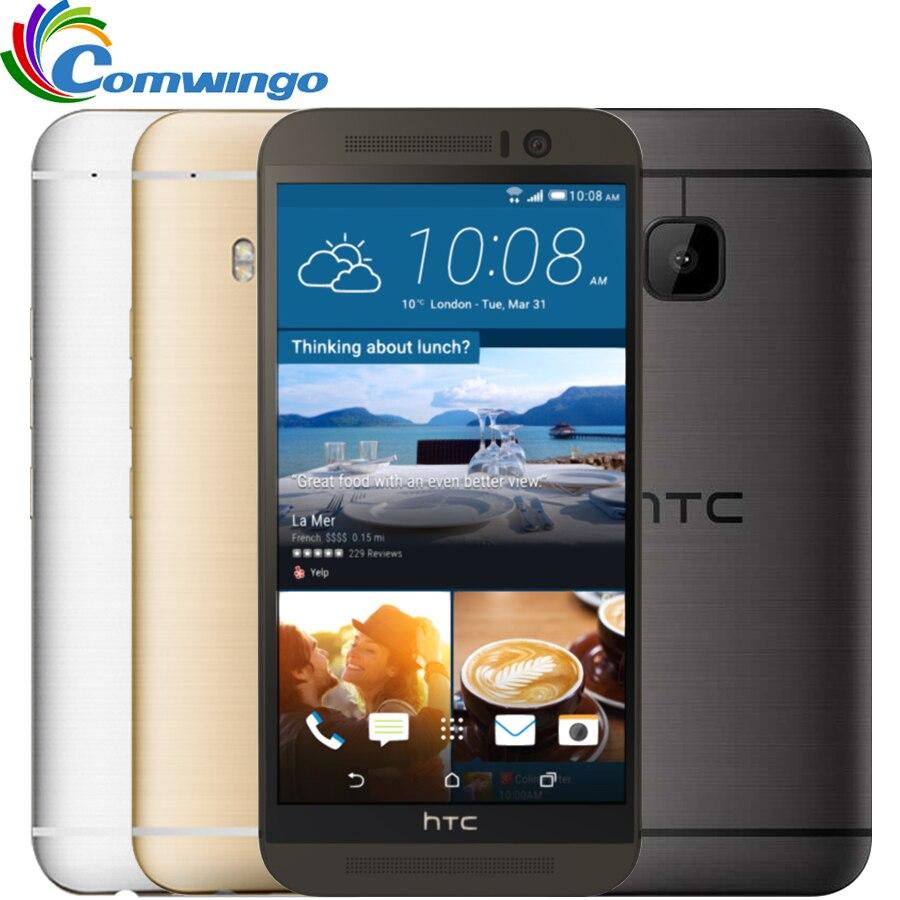 Цена за Разблокирована htc one m9 3 gb ram 32 г rom 4 г lte мобильный телефон 1920*1080 p 20mp octa core 5.0 дюйм(ов) octa ядра m9