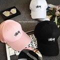 Новый Хлопок М Логотип Бейсбол Шляпы Весна Лето Тела Кролик Шляпа хип Шляпа Прилив шляпа Мужчин и Женщин Пара caps мода стиль цвета