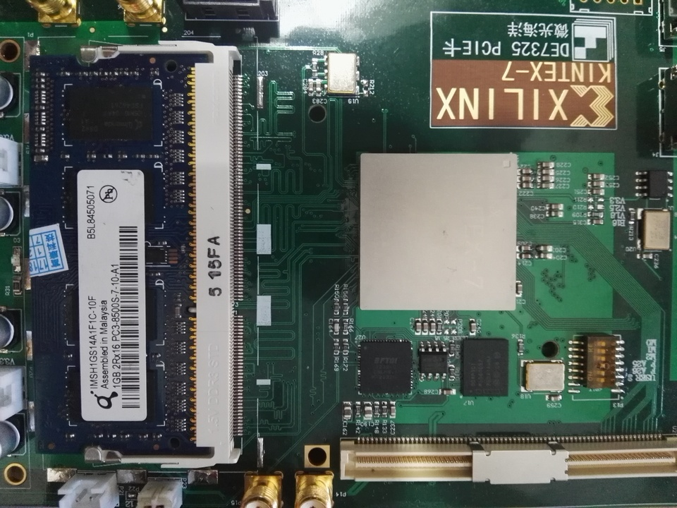 Xilinx Kintex 7 Kintex-7 K7 XC7K325T FPGA PCIE Development Board DDR3