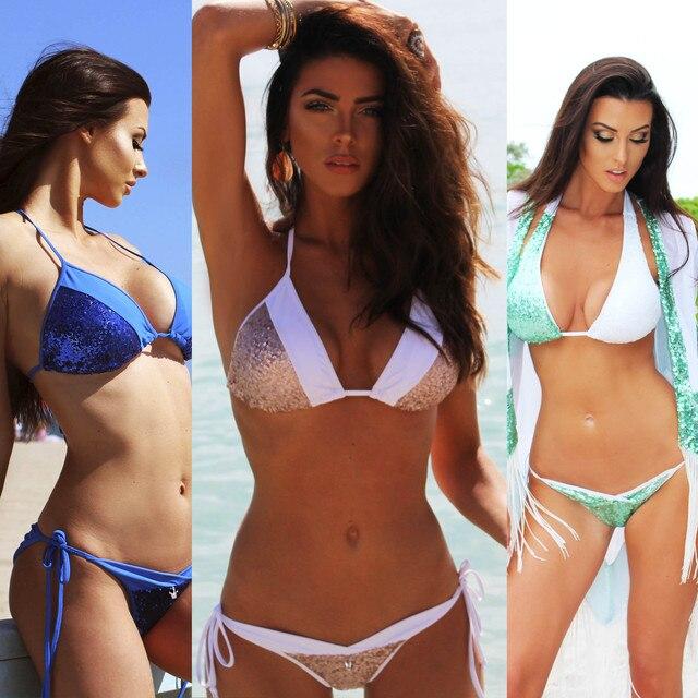 Hot women at the beach