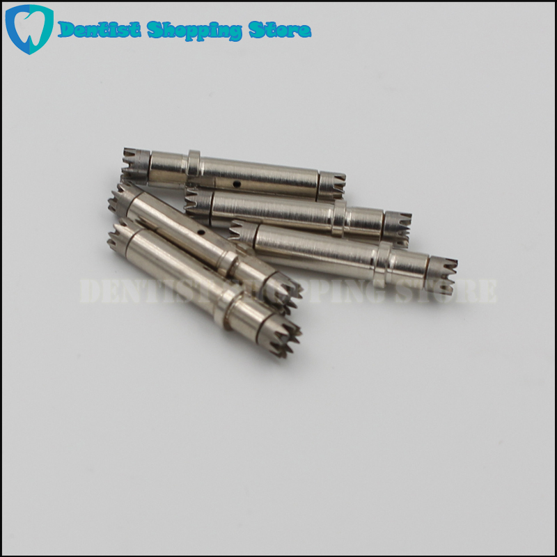 5pcs dental Contra angle shaft NSk Middle gear air turbine spare parts