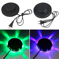 2017 NEW Arrival LED RGB Light Effect Auto Sunflower Rotating Party Stage Club KTV Disco Lamp