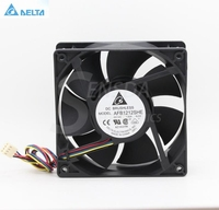 Free Shipping Wholesale Delta AFB1212SHE 12038 12cm 120mm 1 6A 4 Wire 4 Pin PWM Fan