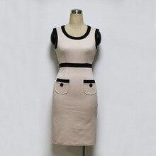 American Apparel Women Summer Casual Work Dress