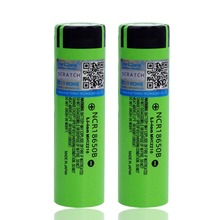 10-40 шт. 2018 оригинальный varicore 18650 3400 мАч батареи NCR18650B с Оригинальный Новый 3,7 В подходит для фонарей