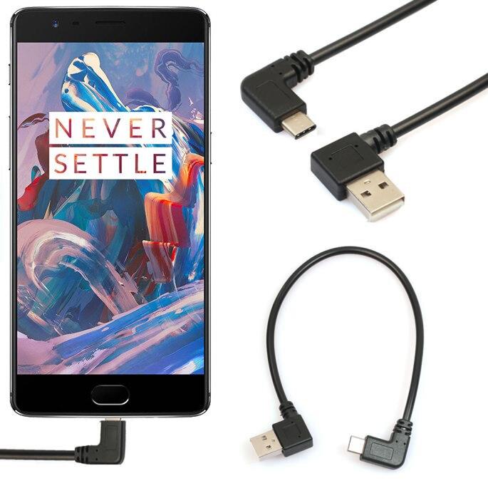 Del USB-C USB 3.1 Тип c Тип-C Male данных Зарядное устройство кабель для oneplus 3 td814 челнока