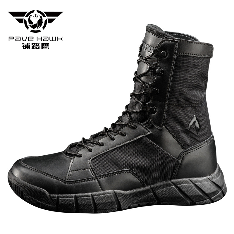 sale retailer 03064 0ed72 US $4.8 60% OFF|TB Ultra light 2019 Men Desert Tactical Military Boots Mens  Work Safety Shoes Army Boot Zapatos Combat Boots Motorcycle Sneakers-in ...