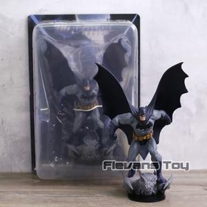 Image 5 - DC קומיקס באטמן האביר האפל PVC אסיפה איור באטמן פסל דגם צעצוע