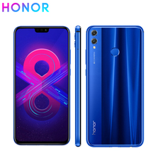Brand New Global Version honor 8x Mobile Phone 6.5