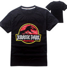 boys clothes children t-shirt jurassic park for kids clothes dinosaur costume boys jurassic world t shirt dinosaure clothing