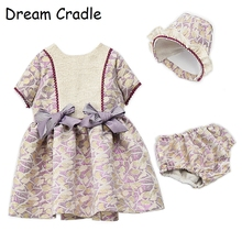 Dream Cradle / Spanish Baby Girls Outfit Boutique Kids Clothing