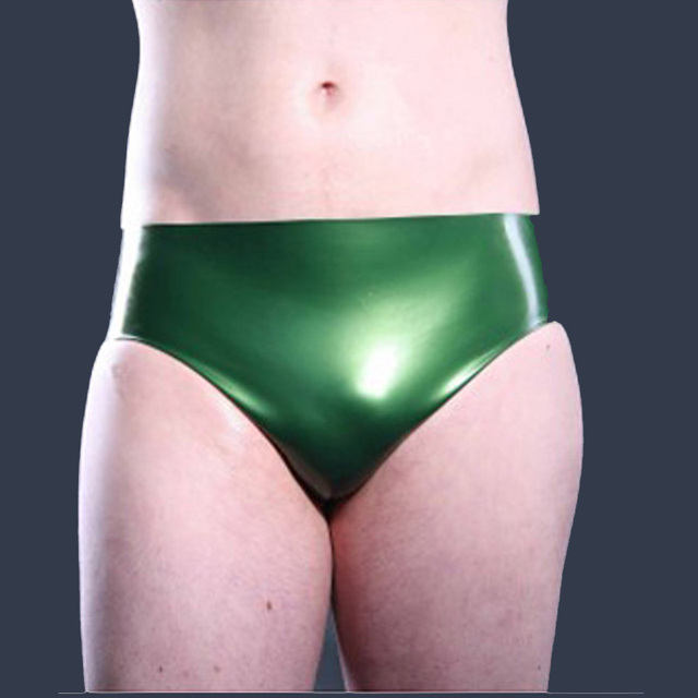 Adult rubber panties fetish or incontinence