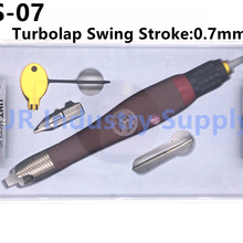 Polishing-Tools Pneumatic TLS-07 Circle Swing-Stroke Ultrasonic Turbo-Lap