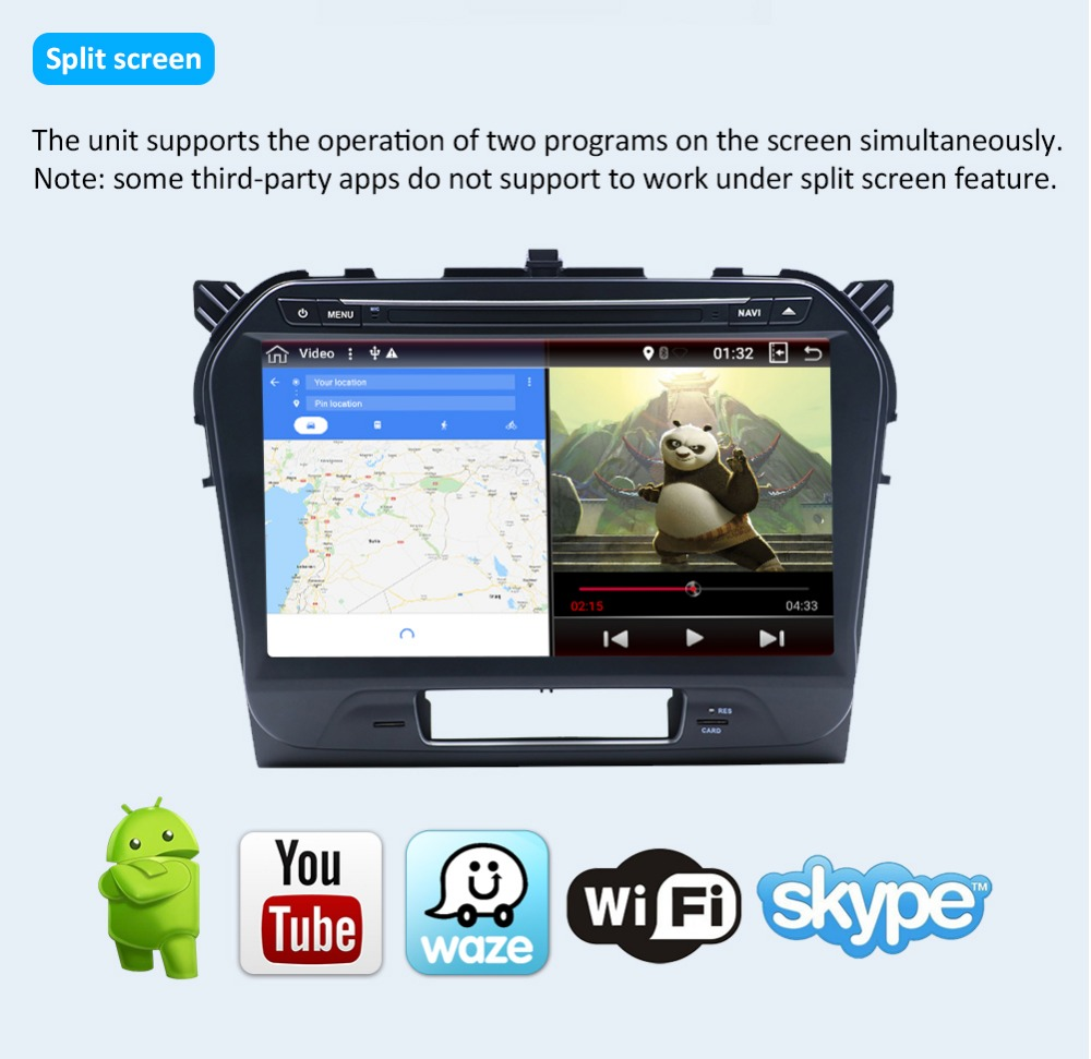 "GPS Fit WIFI ""Android 14"