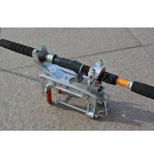 Boat Marine Sea Fishing Rod Stand Bracket Pole Support Holder Adjustable Clamp Clip for 15 50mm Rod