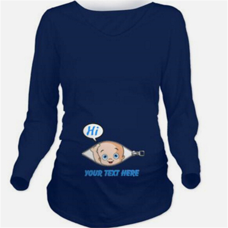 Online Get Cheap Funny Maternity Shirts