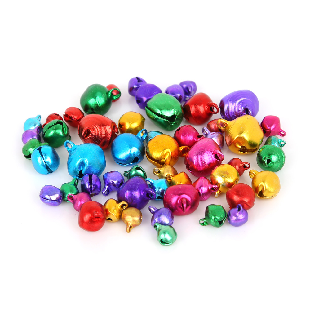 300PCS//Bag Aluminum 3D Rose Flower Tiny Metal Beads Craft Jewelry 6x4.5mm