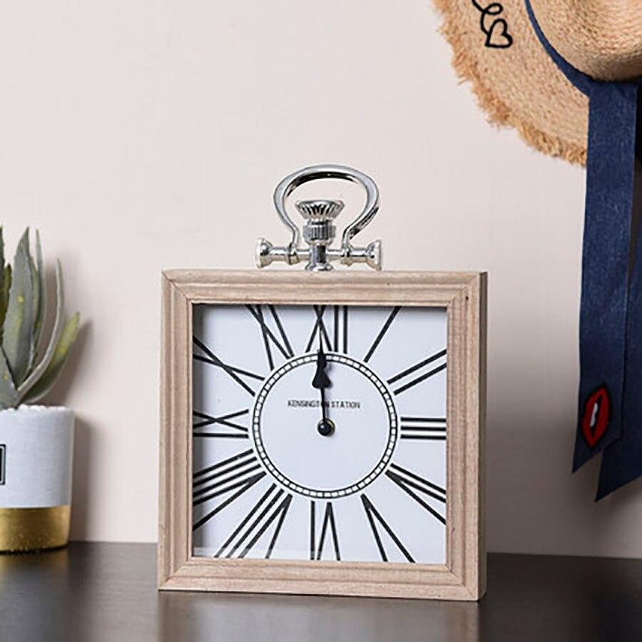 Retro Nordic Wall Clock Modern Design Mechanism Large Decorative Clocks Wall Living Room Wall Watches Home Decor Quartz Clocks