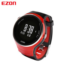Niohuru watch Professional mutifunction sport running smart GPS wristwatch intelligent Speed measurement EZON G1A03