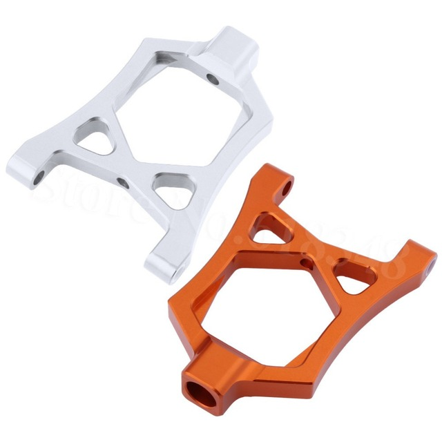 Aluminum Front Upper Suspension Arms (L/R) For RC 1/5 HPI Baja 5B 5SC 5T 5R SS T1000 KM ROVAN 85400