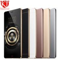 KT New ZTE Nubia Z11 Mobile Phone 4GB RAM 64GB ROM Snapdragon 820 Quad Core 5.5 Borderless 16MP NFC Fingerprint 4G Mobile Phone