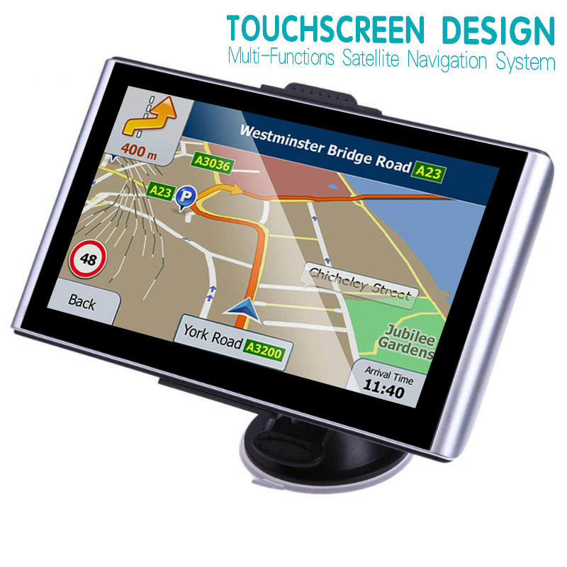 Navigation-Navitel Car-Gps-Navigator Capacitive-Screen Satellite 7inch Truck Gps Voice-Car title=