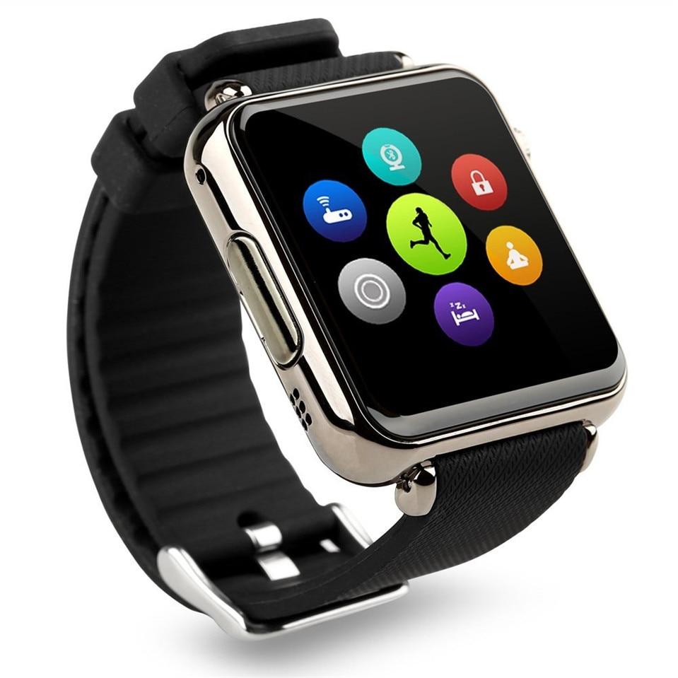 2016 New Y6 font b Smart b font HD Touch Screen font b Watch b font