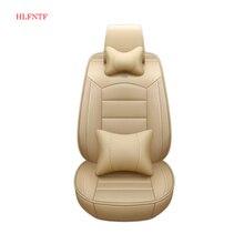 цена на HLFNTF New car cushion four seasons Universal car Seat Covers For Benz A B C D S Vito Viano Sprinter Maybach CLA CLK accessories