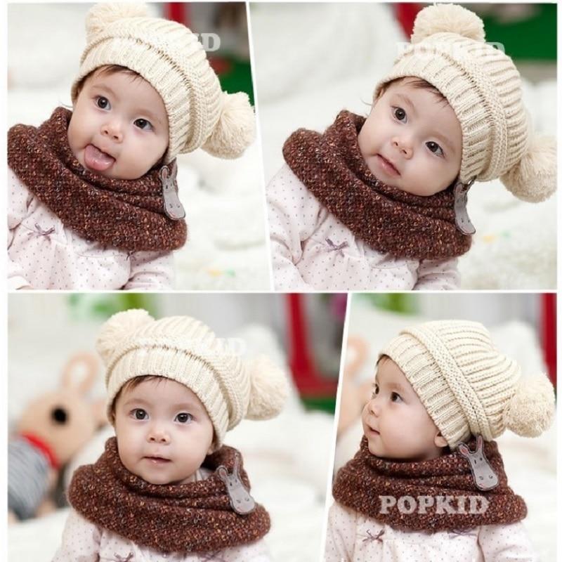 ᗔHooyi bebe gorras crochet sombrero del bebé hecho a mano Beanie ...