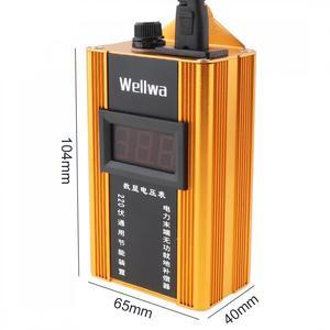 Image 2 - 100KW 전기 절약 상자 110 220V 역률 에너지 절약 ahorrador de 전기 빌 킬러 최대 35% 가정용 공장