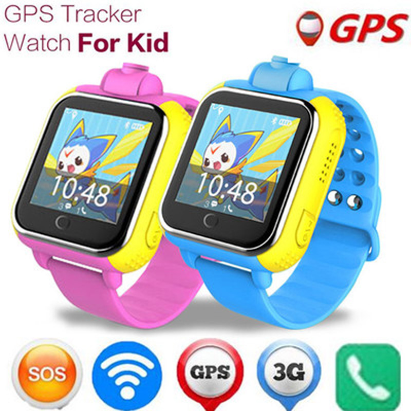 Child's safety 3G Smart watch 1.54 inch GPRS GPS LBS WIFI Locator Tracker Anti-Lost Alarm SOS call connection phone With Camera wireless service call bell system popular in restaurant ce passed 433 92mhz full equipment watch pager 1 watch 7 call button