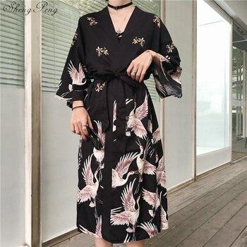 Japanese kimono traditional japanese traditional dress korean traditional dress japanese yukata japanese dress yukata  V891 6