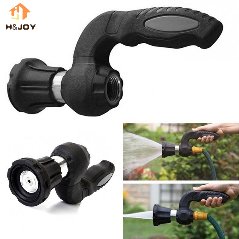 Mighty Garden Water Guns Power Blaster Hose Fireman'S Nozzle Lawn Home Car Washing Garden Tools Sprayer Power Wash Garden Spayer