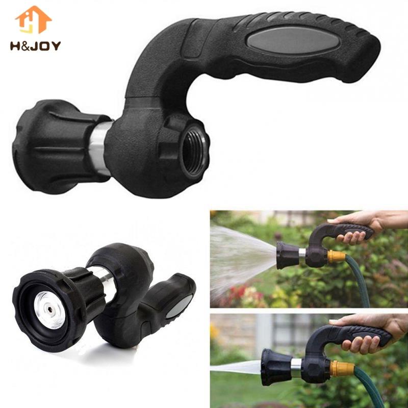 Mighty jardín pistolas de agua energía Blaster manguera Fireman'S boquilla césped Casa Jardín de lavado de coches pulverizador herramientas de lavado pulverizador de jardín