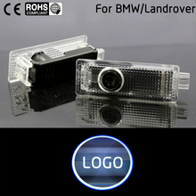 Car LED Door Logo Projector Ghost Shadow Light For font b BMW b font 3 5