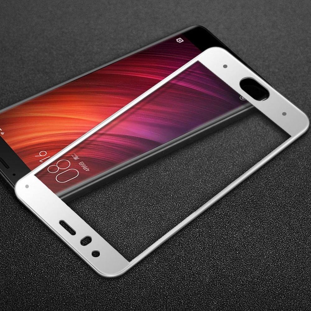 Image 3 - 9H Hardness Protective Glass For Xiaomi Mi 6 Full Screen Protector Tempered Glass Film for xiaomi mi6 xiomi mi 6 Multiple Color-in Phone Screen Protectors from Cellphones & Telecommunications