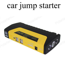 big sale Car Jump Starter 68800m Vehicle AUTO Engine Booster Emergency Start Battery Portable Charger Power Bank for Electronics