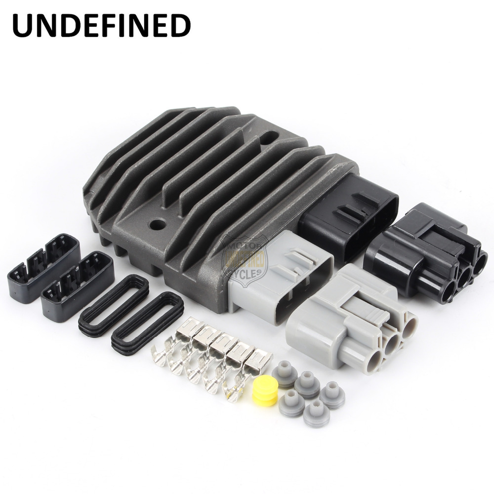 Motorcycle Bike Voltage Regulator Rectifier For Polaris Utility Vehicle Ranger RZR <font><b>800</b></font> & RZR S <font><b>800</b></font> <font><b>UTV</b></font> ATV 2011-2014 UNDEFINED image