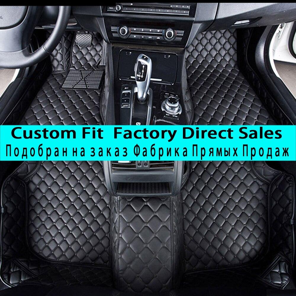 SUNNYFOX car floor mats for Lexus CT200h GS ES250/350 RX270/350/450H GX460h leather Anti-slip car-styling carpet linerSUNNYFOX car floor mats for Lexus CT200h GS ES250/350 RX270/350/450H GX460h leather Anti-slip car-styling carpet liner