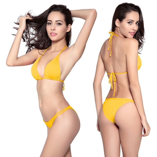 2017 Collection Bikini Swimwear