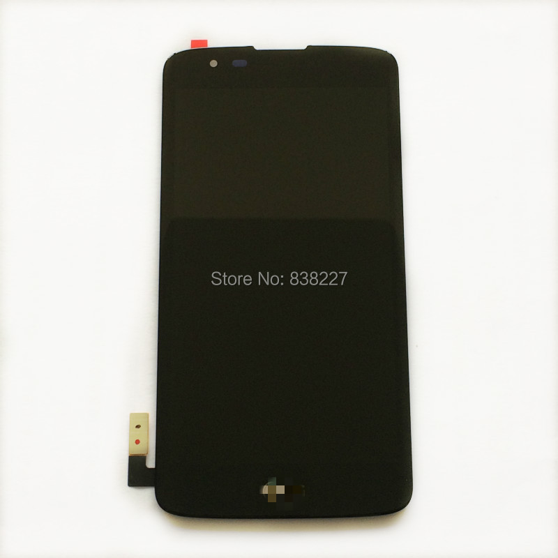 ФОТО For LG K7 MS330 LS675 Tribute 5 Lcd Display Screen +Touch Panel digitizer glass assembly replacement screen in stock