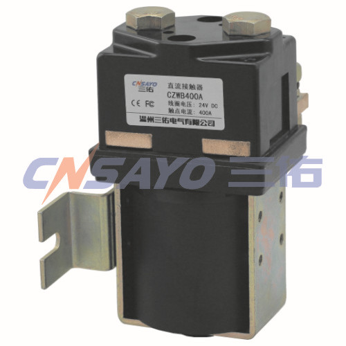 CZWB400A dc contactor sayoon dc 12v contactor czwt150a contactor with switching phase small volume large load capacity long service life
