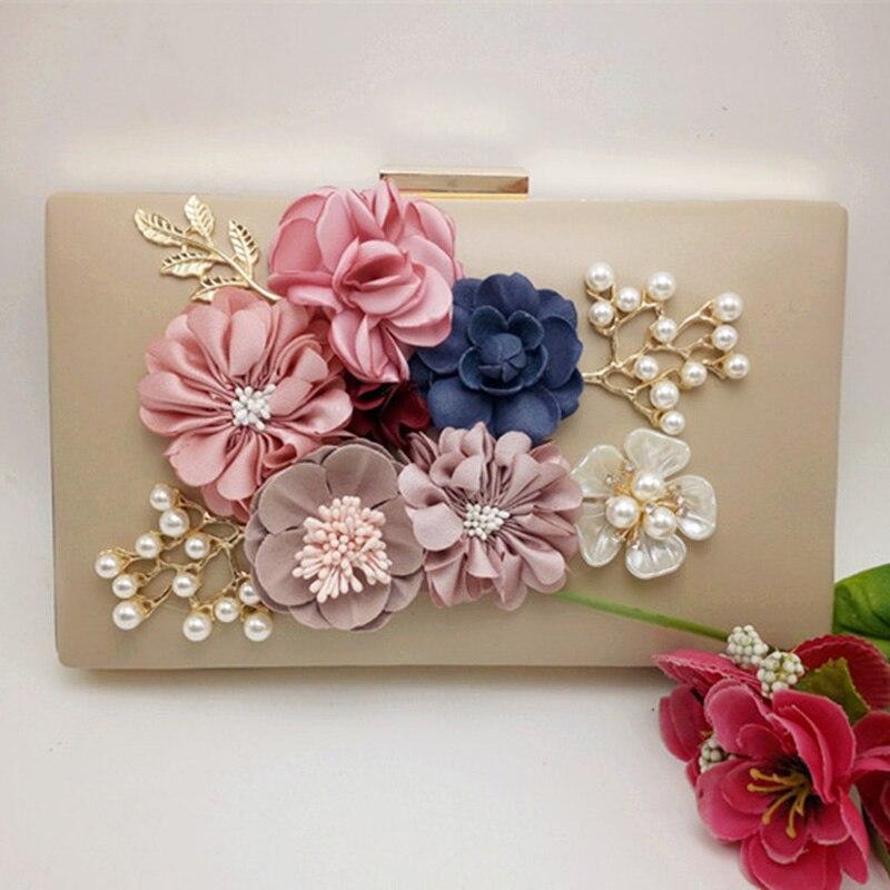 padrão de flores bolsa de Tipos de Sacos : Ombro e Bolsas