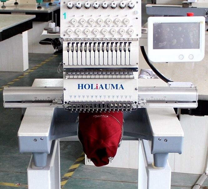 Mejor 1 cabeza de la aguja 15 3D máquina de bordar gorra como Tajima en  Bordadoras de Hogar y Jardín en AliExpress.com  1b2f38e146e