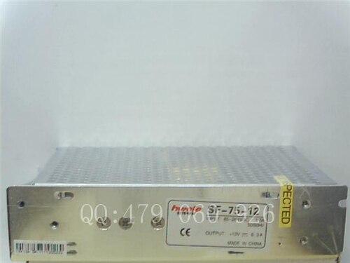 [ZOB] Heng Wei switching power supply SF-75-12 12V6.3A  --3PCS/LOT[ZOB] Heng Wei switching power supply SF-75-12 12V6.3A  --3PCS/LOT
