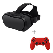VR Headset for PS 4 PC 2560*1440 RK 3288 Virtual Reality Goggles All In One VR With Wired Controllers for PlayStation 4 PS 4 PC