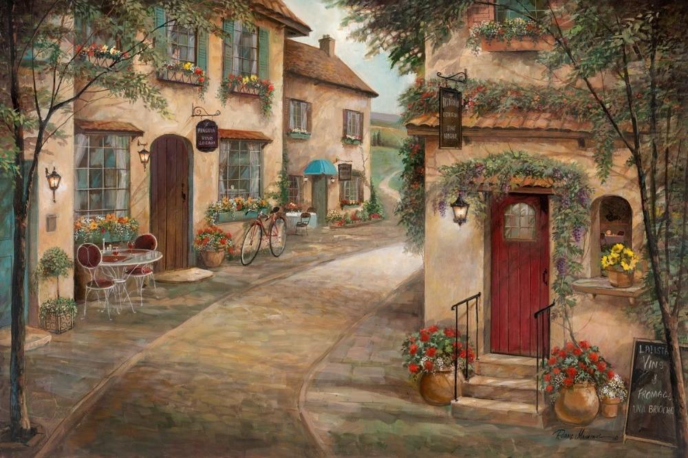 ᐈ Старинные улочки картинки и фото старинные улочки