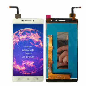 """Image 4 - For Lenovo Vibe P1m LCD P1ma40 P1mc50 Display With Frame Screen Touch Sensor Digitizer Assembly For LENOVO P1m Display 5.0"""""""