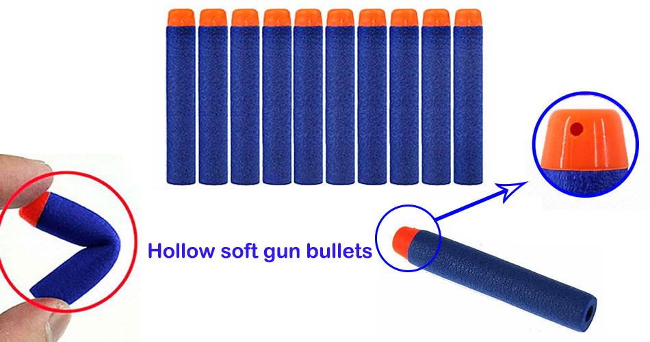Gun bullets 06