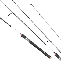 2017 New Arrival 2.13m ML/MH/M Spinning Rod 98% Carbon Fishing Rod FUJI A Lure Weight 3 28g Fishing Pole Pesca Fishing Tackle